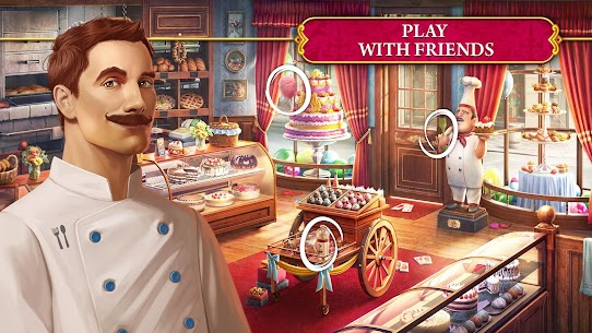 The Secret Society – Hidden Objects Mystery Mod Apk Download For Android and Iphone 5