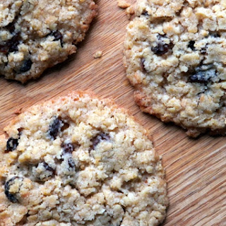 Coconut Oaty Cookies