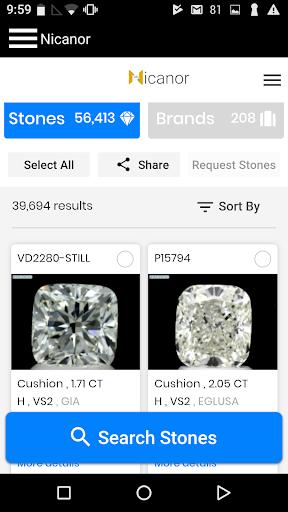 EZcalc Diamonds screenshot 4