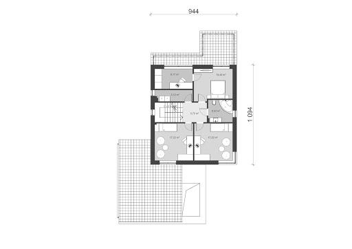 UA93 - Rzut piętra