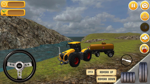 Tractor Farm Simulator Game 1.5 screenshots 9