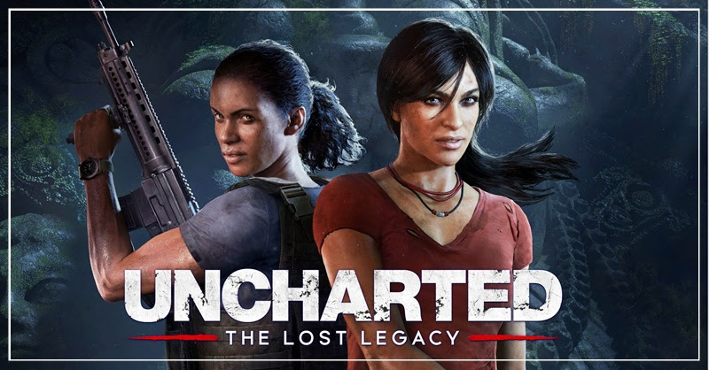 [Uncharted: The Lost Legacy] เตรียมวางจำหน่าย 22 สิงหาคม นี้!