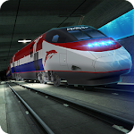 Underwater Train Crimea Kerch Strait Simulator Icon