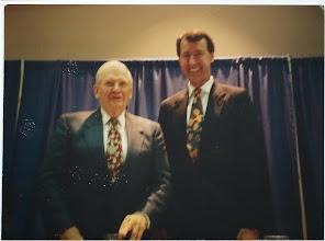 Photo: Terry Sanford and Bob Ehteridge