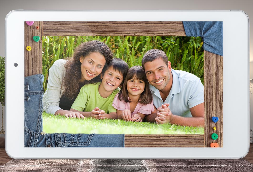 Family Photo Frames Free- screenshot