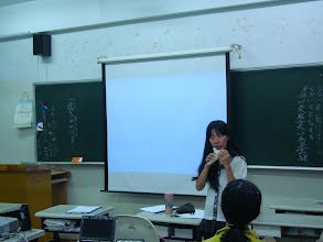 Photo: 20110923頭份(五)陶笛魔法師002