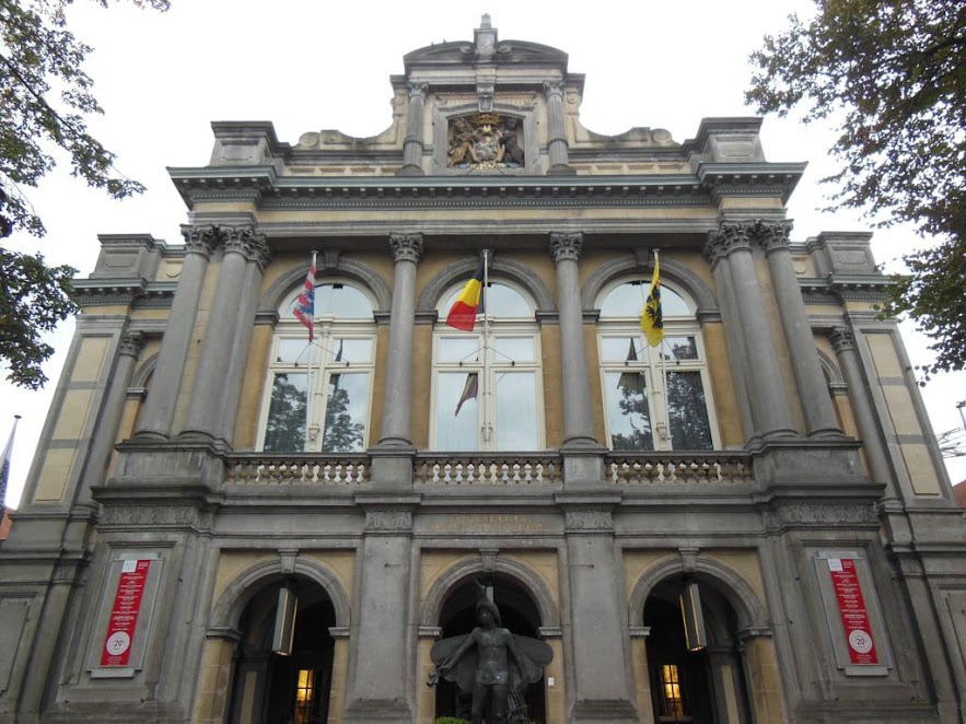 Teatro Municipal (Stadsschouwburg)