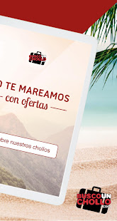 App BuscoUnChollo - Ofertas Viajes, Hotel y Vacaciones APK for Windows Phone