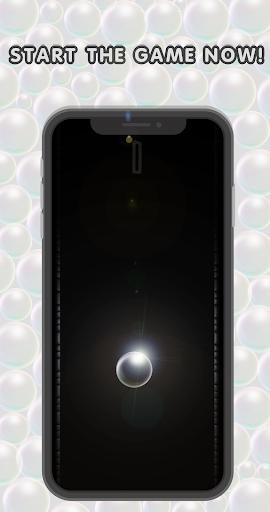 Lucky Bubble: Bubble - Flappy Game  captures d'écran 1