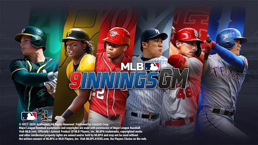 MLB 9 Innings GM 4.5.0 screenshots 1