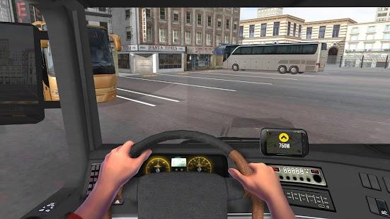 Şehirler Arası Otobüs Sürme Ekran Görüntüsü