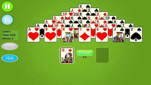 Pyramid Solitaire Epic