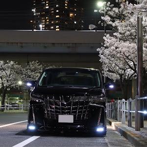 アルファード GGH35W SC V6 3.5 4WDのカスタム事例画像 MIYAさんの2021年03月31日18:29の投稿