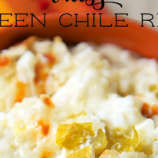 Green Chili Side Dishes Recipes