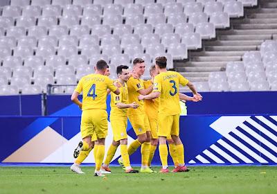 Euro : L'UEFA impose à l'Ukraine de modifier son maillot politique