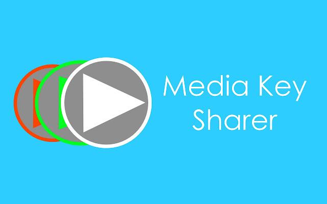 Media Key Sharer