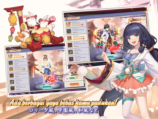 Scroll of Onmyoji: Sakura & Sword 19.1.6 screenshots 18