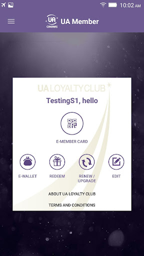 Screenshot for UA Cinemas – Mobile Ticketing in Hong Kong Play Store