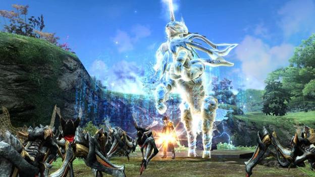Most anticipated games 2020 - Phantasy Star Online 2