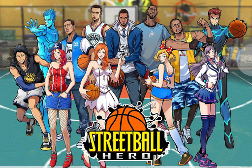 Streetball Hero - 2017 Finals MVP  screenshots 13