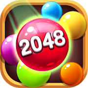 2048 Balls Merge