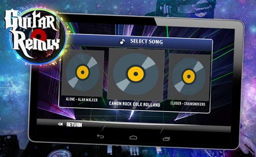 Guitar Hero DJ Remix ud83cudfb8 1.0 Screenshots 2
