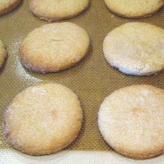 My Mom's No-Chill Sugar Cookies.