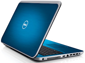 Photo: New Inspiron 17R (Peacock Blue). More details here: http://bit.ly/inspironrces2013