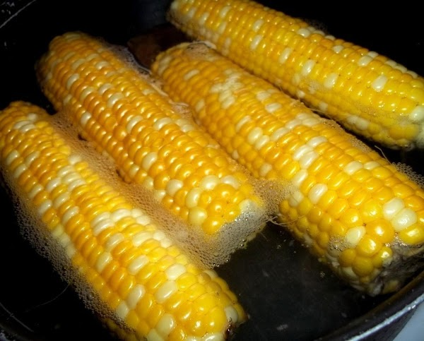 Cook your corn and rinse with cold water to stop cooking process. Once cool,...