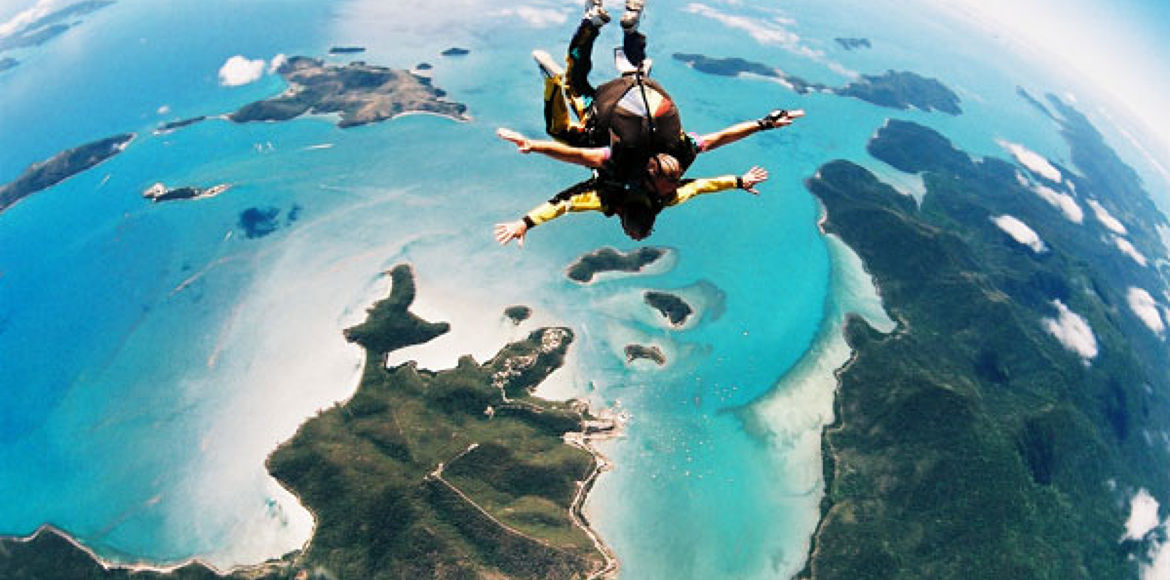 Airlie Beach Skydiving