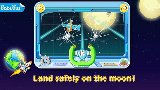 Little Panda Astronaut - náhled