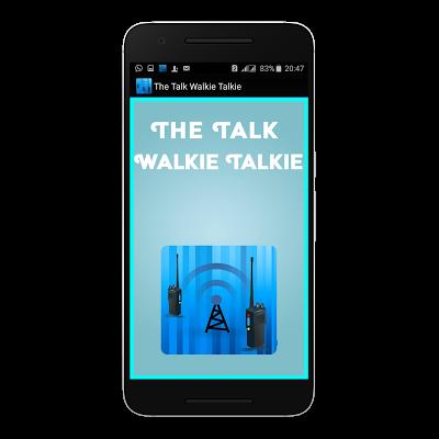 The Talk Walkie Talkie - screenshot