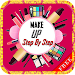 Makeup Step By Step Icon