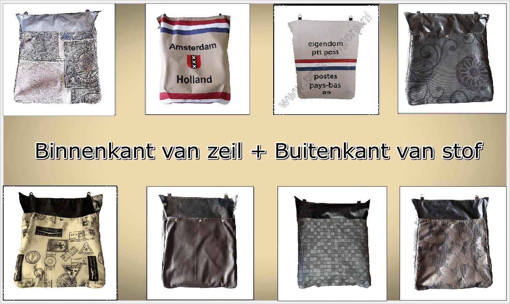 postvangers / brievenbuszak / postzak / postopvanger