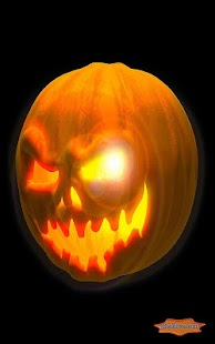 Mysterious Scary 3D Pumpkin- screenshot thumbnail
