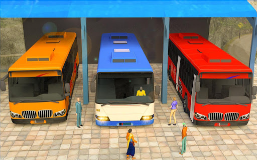 City Coach Bus Driving Simulator - Free Bus Games 1.7 de.gamequotes.net 5
