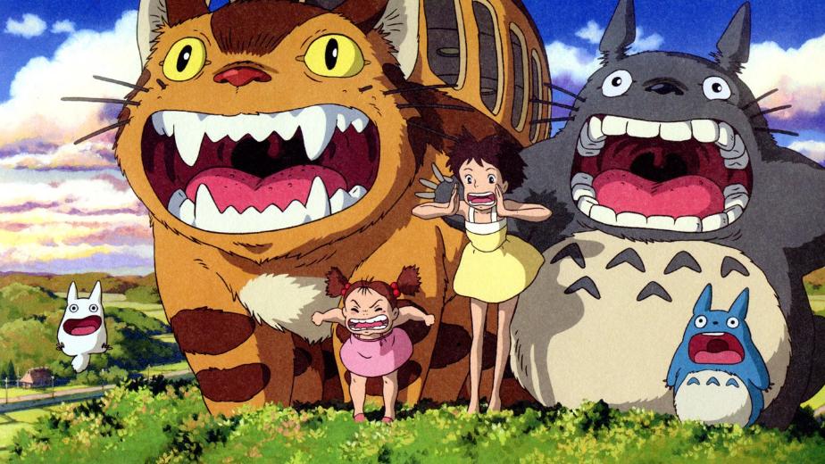Mi vecino Totoro es una película anime producida por Studio Ghibli.
