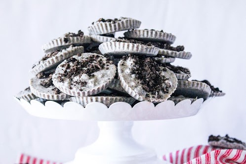 Norma's Cookies and Cream Candies