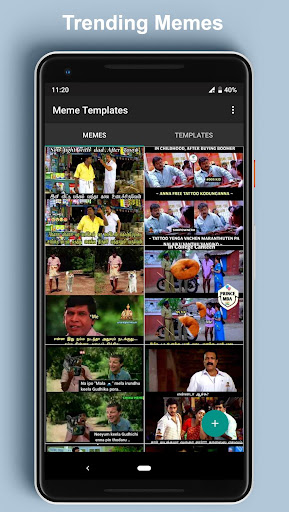 Meme Creator & Templates | Tamil 2.1 screenshots 1
