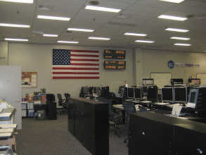 Photo: Space Shuttle Mission Eval Room... empty now, but bustling like crazy when there's a shuttle in the air!