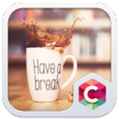 Have a Break Coffee Theme HD