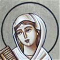 St. Verena icon