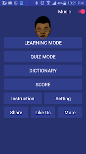 Yemba Visual Dictionary Free - náhled