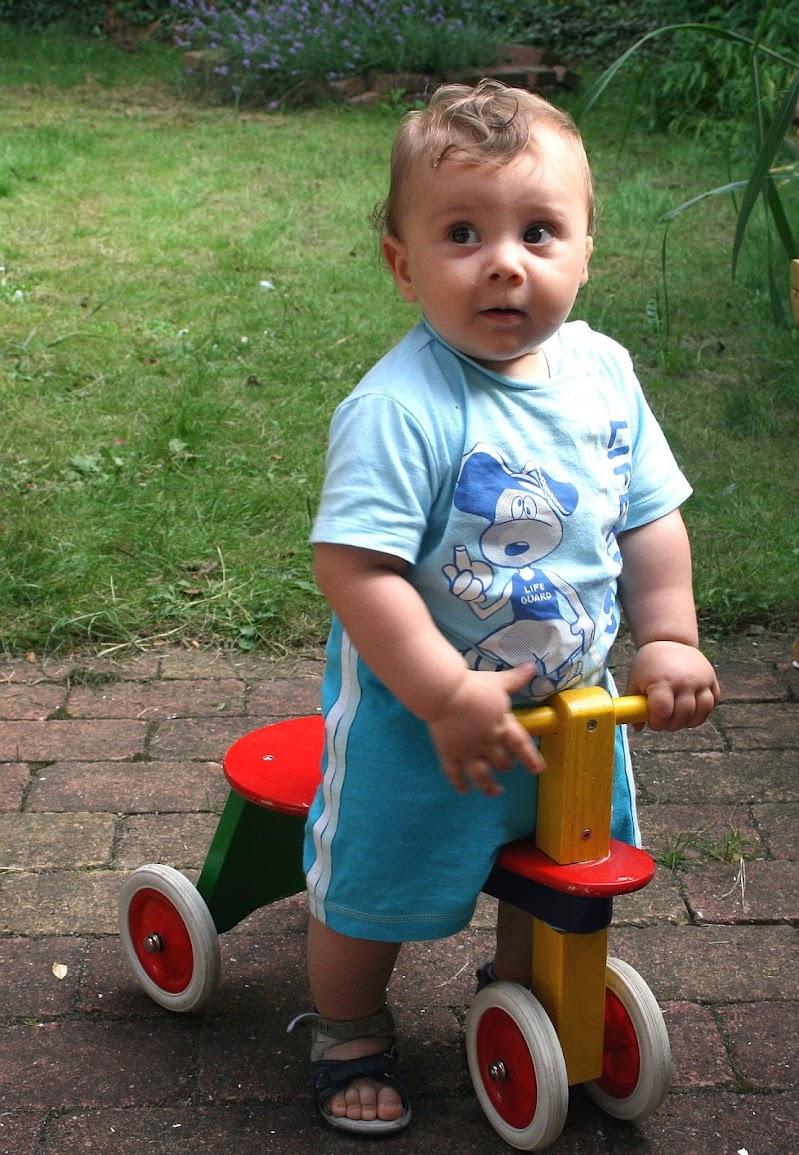 In posa sul quadriciclo di papà di rosarionotaro@gmail.com