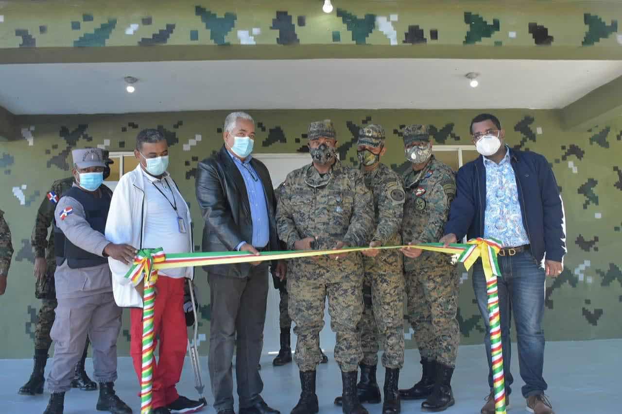Comandancia General del Ejército realiza el lanzamiento de la Operación de Reforzamiento Fronterizo