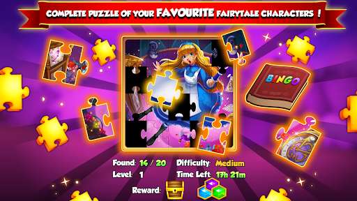 Bingo Story u2013 Free Bingo Games 1.24.0 screenshots 4