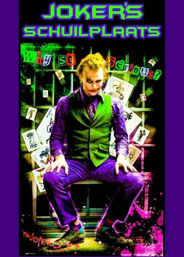 de kamer joker's schuilplaats bij escape room vlaanderen in niel
