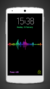 Voice Lock Screen PRANK- screenshot thumbnail