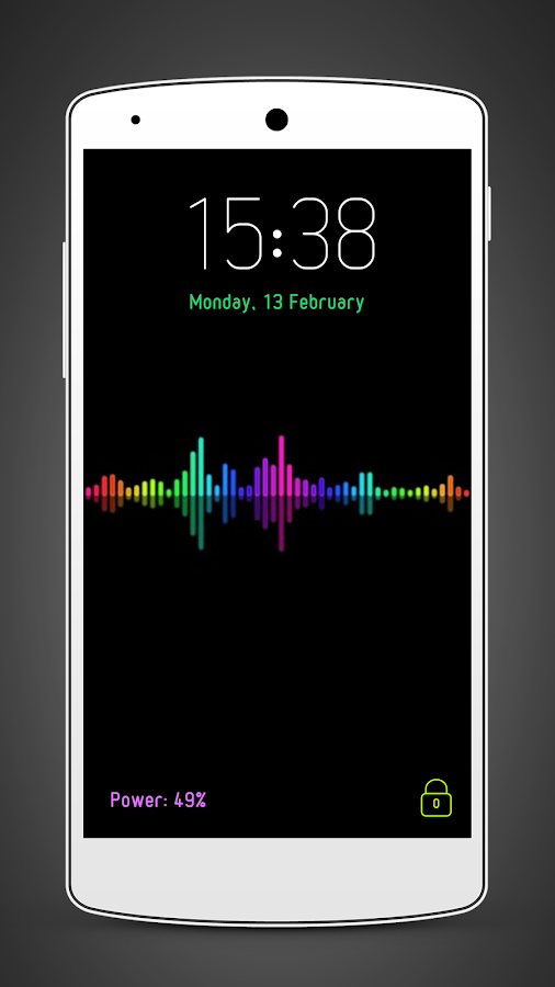 Voice Lock Screen PRANK- screenshot
