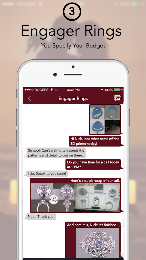Engager- screenshot
